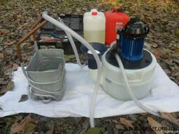 Химическая промывка газового котла, колонки в Днепро