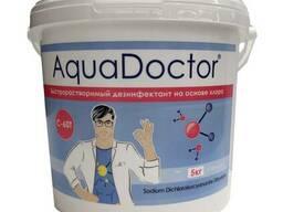Химия для бассейна Шок-хлор AquaDoctor C-60T 5 кг