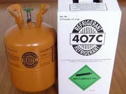 Хладон R407 refrigerant