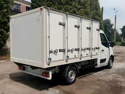 Фургон для доставки хліба