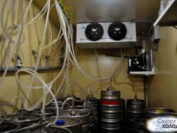 Холодильна камера для зберігання пива