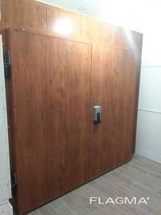 Холодильна камера для зберігання шуб хутряних виробів