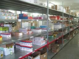Холодильна камера зберігання фармпрепаратів (медпрепаратів)