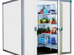Холодильная камера для фруктов, овощей, цитрусов.