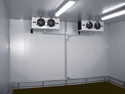 Холодильная камера для охлаждения курицы