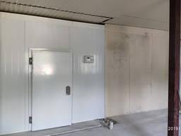 Холодильная камера хранения меланжа