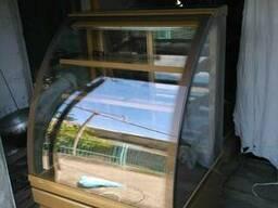 Холодильная кондитерская витрина РОСС Cremona 0,9 б/у
