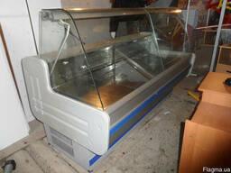 Холодильная витрина Cold ,1.8 м,б/у.