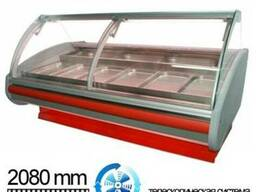 Холодильная витрина Cold Modena 20 (w-20-pvp-k-GN)