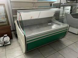 Холодильная витрина Cold W - 1,5 SGSP