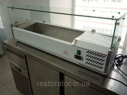 Холодильная витрина Frosty VRX 1200/330