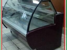 Холодильная витрина кондитерская б/у Тecfrigo Splendida 165