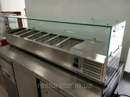 Холодильная витрина Rauder SRV 1500/330