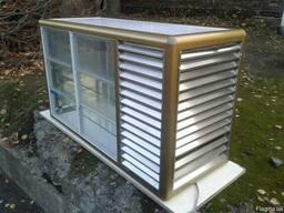 Холодильная витрина Tecfrigo б/у, настольная витрина б у