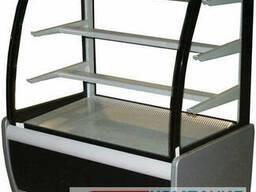 Холодильная витрина ВХСв - 0, 9д Carboma (K70 VM 0, 9-1)