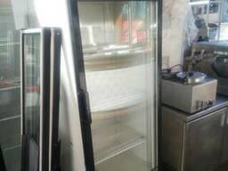 Холодильник шкаф холодильный со стеклом Frigorex FV 500