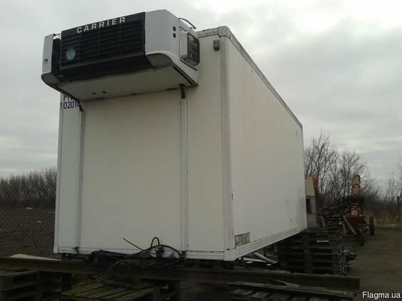 Холодильний агрегат Carrier