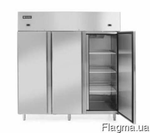 Холодильно-морозильный шкаф Profi Line -с тремя дверями