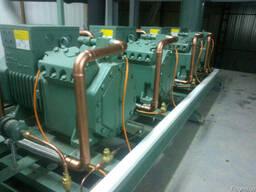 Холодильное оборудование (Bitzer, Frascold, Bock, Guntner)