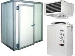 Холодильное оборудование для камер заморозки, охлаждения.