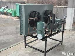 Холодильное оборудования для заморозки рыбы 2т/сут