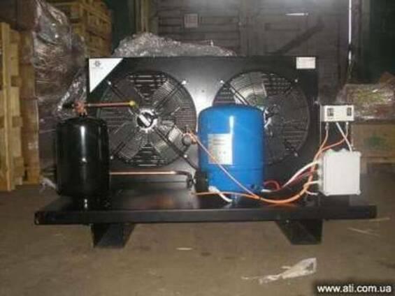 Холодильный агрегат GSE D3 15Y-SB
