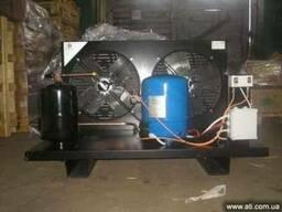 Холодильный агрегат CBGE ZB58x2-KB