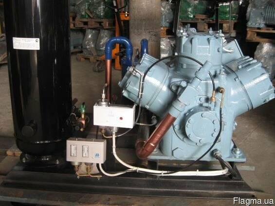 Холодильный агрегат Copeland D6DH-3500