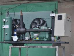 Холодильный агрегат на базе компрессора Bitzer 4TES-12Y