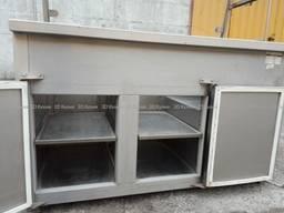 Холодильный мармит бу 1350х700 мм, линия раздачи бу