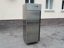 Холодильный шкаф Бу (Италия) объем 620л для кафе, ресторана - фото 3