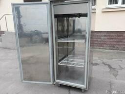 Холодильный шкаф Бу (Италия) объем 620л для кафе, ресторана - фото 6