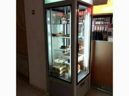 Холодильный шкаф-витрина Torino Новые. Доставка по Украине