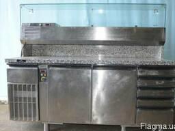 Холодильный стол б/у, для пиццы Electrolux ZBRAV 705.