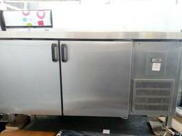 Холодильный стол бу, 2 двери для общепита. Гарантия.