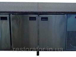 Холодильный стол с гранитной столешницей Tehma 14740