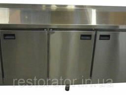 Холодильный стол узкий Tehma 9687