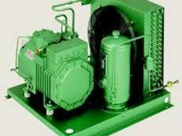 """Холодильные агрегаты на базе компрессоров """"Bitzer"""" б/у"""