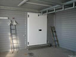 Холодильные двери собственного производства!