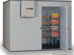 Холодильные камеры хранения продуктов