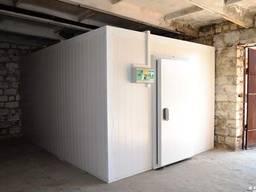 Холодильные Камеры Сборно-Разборные из Панелей Сендвич.