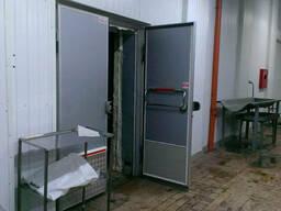 Холодильные морозильные двери ASPI LUX