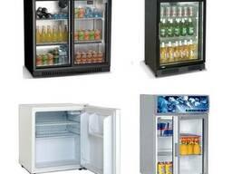 Холодильные шкафы для бара. Новые барные мини-холодильники.