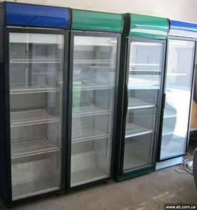 Холодильные шкафы новые и б/у продам в Кировограде
