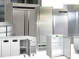 Холодильные шкафы, столы, витрины и горки