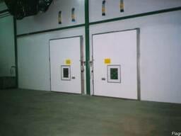 Холодильные склады (промышленные холодильники)