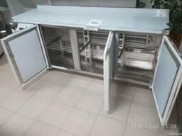 Холодильные столы и шкафы в нержавейке Б/У и новые Одесса