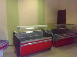 Холодильные витрины Элегия для магазинов и торговли. Новые.