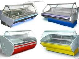 Холодильные витрины Украины Польши Оборудование для торговл