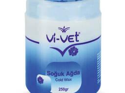 Холодный воск Unice Vi-Vet для шугаринга, 250 г